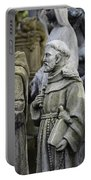St Francis Statues Portable Battery Charger
