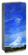 St. George Island Florida Portable Battery Charger