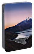 St Helens After Sunset Portable Battery Charger