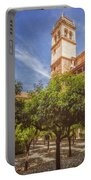 St Jerome Cloister Granada Portable Battery Charger