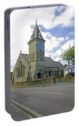 St John The Evangelist Church At Wroxall Portable Battery Charger