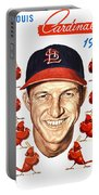 St. Louis Cardinals 1953 Yearbook Portable Battery Charger
