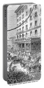 St. Louis: Parade, 1872 Portable Battery Charger