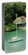 St. Lucia Mooring Portable Battery Charger