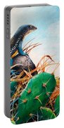 St. Lucia Whiptail Portable Battery Charger