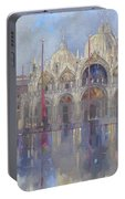 St Mark's -venice Portable Battery Charger