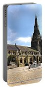 St Mary's Church At Lichfield Portable Battery Charger