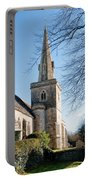 St Michael And All Angels Church -- Little Bredy Portable Battery Charger