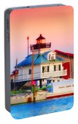 St. Michael's Lighthouse Portable Battery Charger