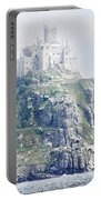 St Michael's Mount Cornwall England Portable Battery Charger