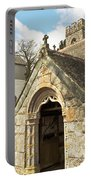 St Mylor And Bell Tower Portable Battery Charger