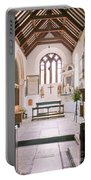 St Mylor South Aisle Chapel. Portable Battery Charger
