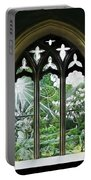 St Nicholas And St Magnus Church Window - Impressions Portable Battery Charger
