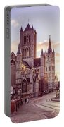 St. Nicholas Church, Gent Portable Battery Charger