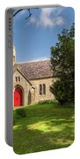 St Oswald's Church Entrance Portable Battery Charger