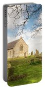 St Oswald's Church Graveyard Portable Battery Charger