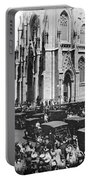St. Patrick's Cathedral Portable Battery Charger