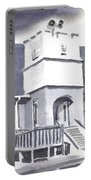 St Paul Lutheran With Ink Portable Battery Charger