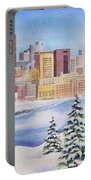 St. Paul Skyline Portable Battery Charger