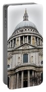 St Pauls Cathedral Closeup Portable Battery Charger