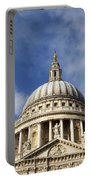 St Pauls Cathedral London England Uk Portable Battery Charger