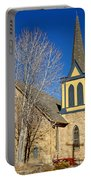 St. Paul's Episcopal Church Portable Battery Charger