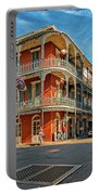 St Peter St New Orleans Portable Battery Charger