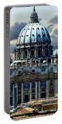 St. Peter's Basilica Portable Battery Charger