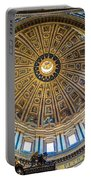 St. Peters Inside The Dome Portable Battery Charger
