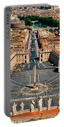 St Peter's Square Portable Battery Charger