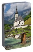 St. Sebastian Church Portable Battery Charger