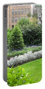 St. Stephen's Garden Portable Battery Charger