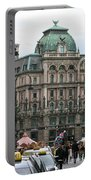 St Stephens Square Vienna Portable Battery Charger