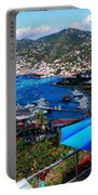 St. Thomas - Caribbean Portable Battery Charger