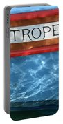 St. Tropez Portable Battery Charger by Lainie Wrightson