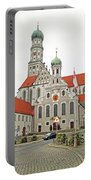 St. Ulrich's And St. Afra's Abbey Portable Battery Charger