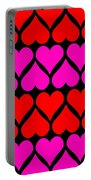 St. Valentine Love Portable Battery Charger