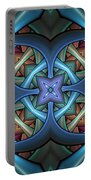 Stacked Kaleidoscope Portable Battery Charger