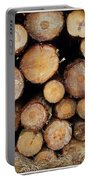 Stacked Timber Two Portable Battery Charger