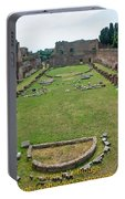 Stadium Of Domitian Portable Battery Charger