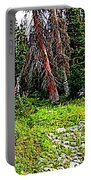 Stag Forest Portable Battery Charger