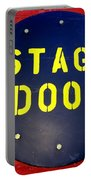 Stage Door Portable Battery Charger