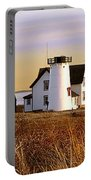 Stage Harbor Lighthouse Chatham Portable Battery Charger