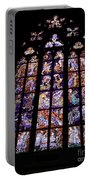 Stain Glass Window Portable Battery Charger