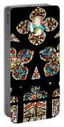 Stained Glass Glory Portable Battery Charger
