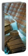 Staircase Fountain Portable Battery Charger