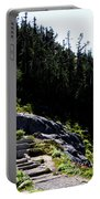 Stairs Along Skyline Trail Portable Battery Charger