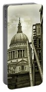 Stairs To St Pauls Portable Battery Charger