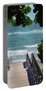 Stairway To Haven Portable Battery Charger