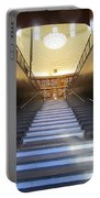Stairway To Knowledge Portable Battery Charger